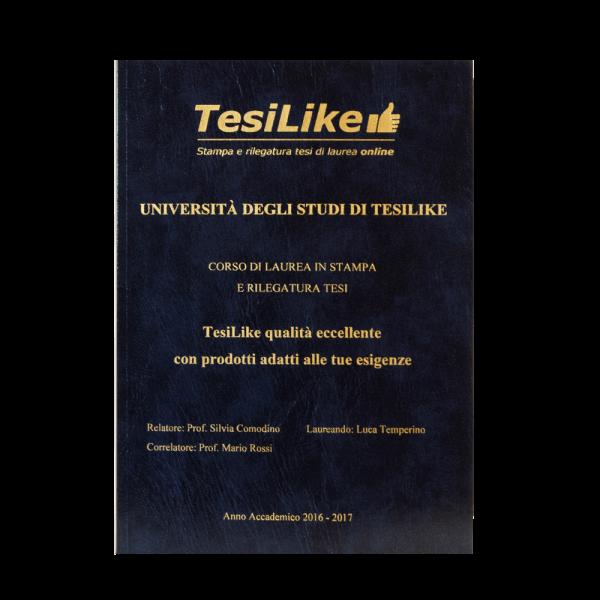copertina-tesi-flessibile-blu-frontespizio-oro-tesilike