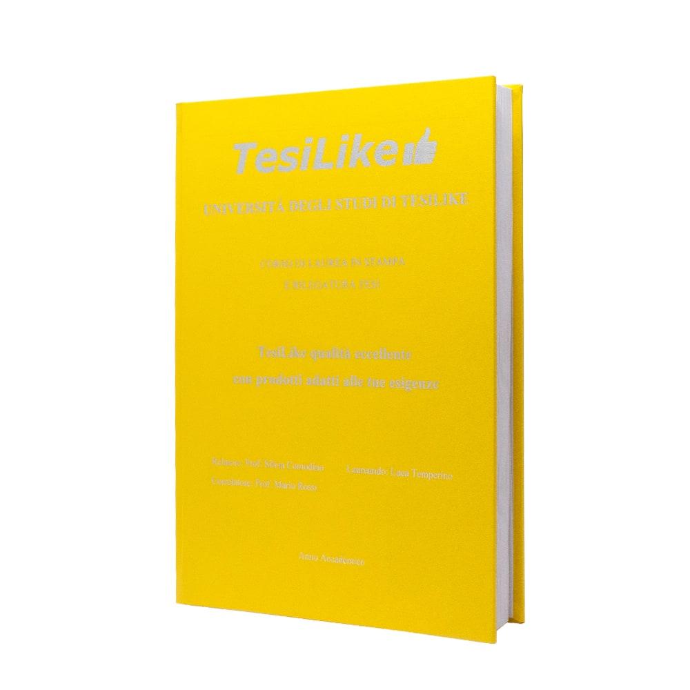 copertina-tesi-gialla-frontespizio-argento-laterale-tesilike